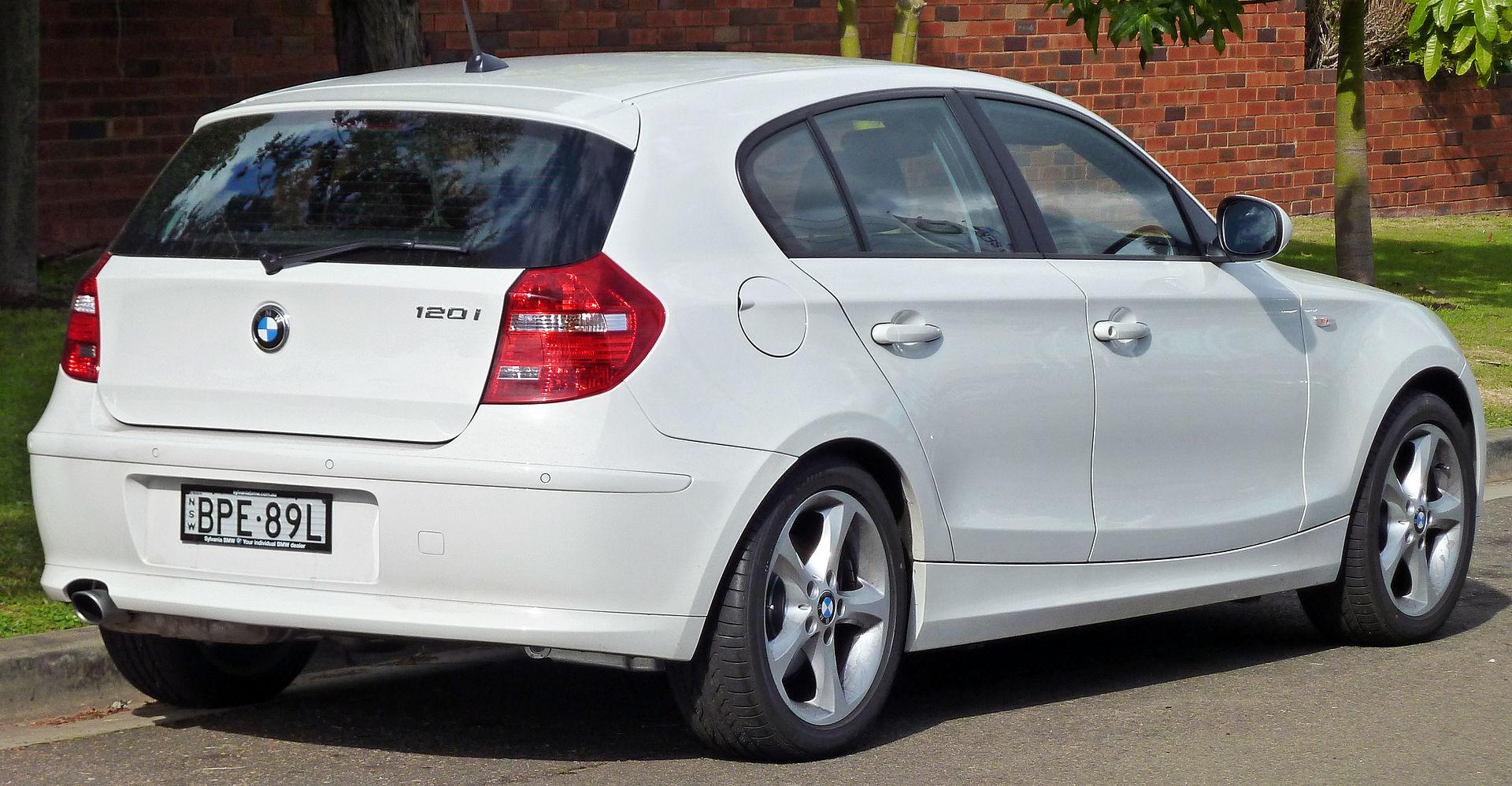 1シリーズ BMW