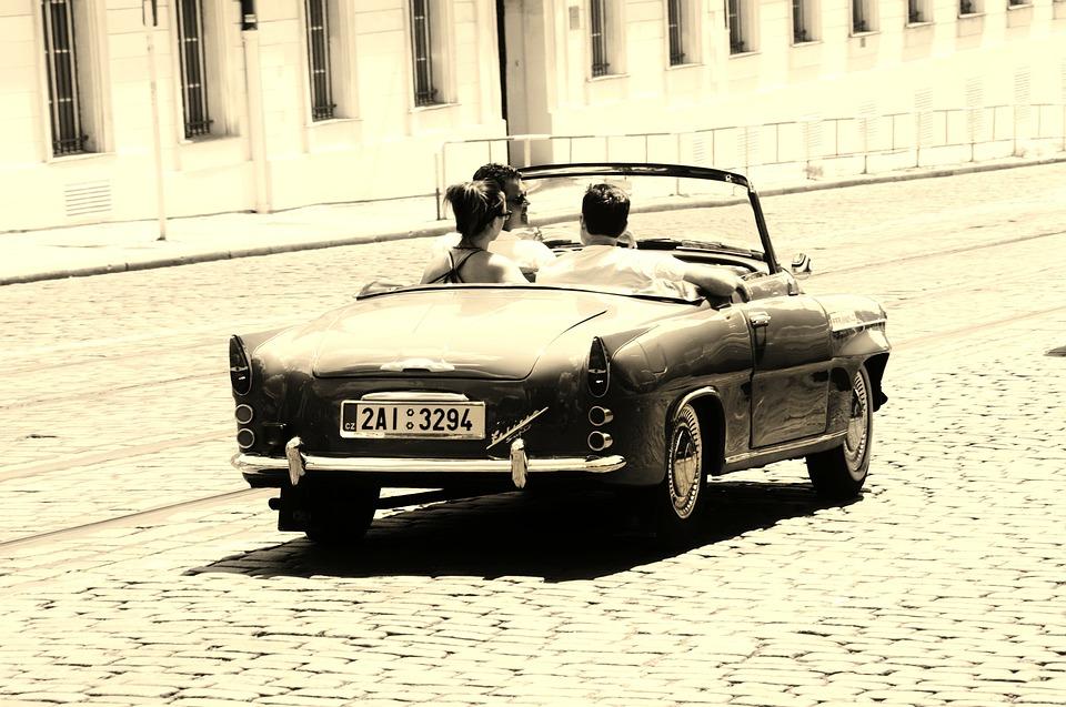 思い出 車