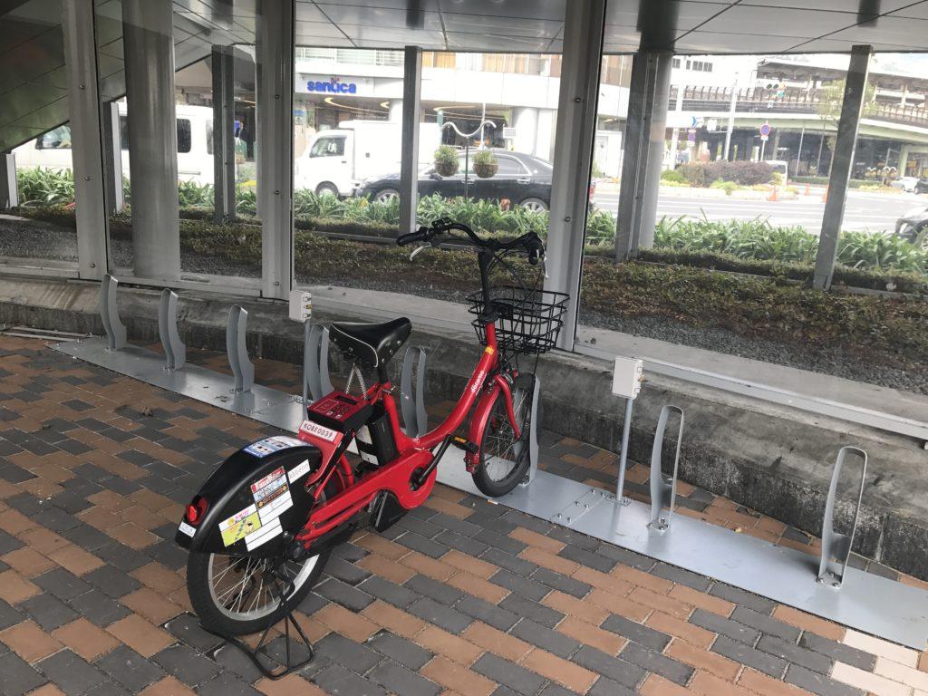 神戸 三宮 こうべリンクル 自転車 レンタル コベリン