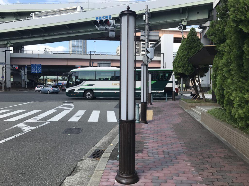 神戸 国道174号 街灯