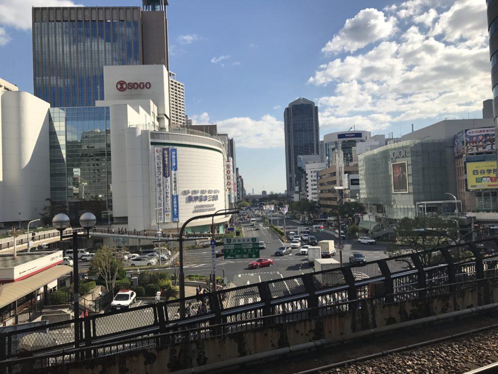 フラワーロード 神戸 三宮