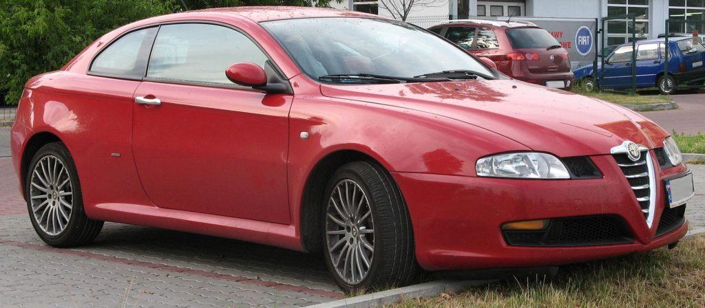 アルファロメオ・GT