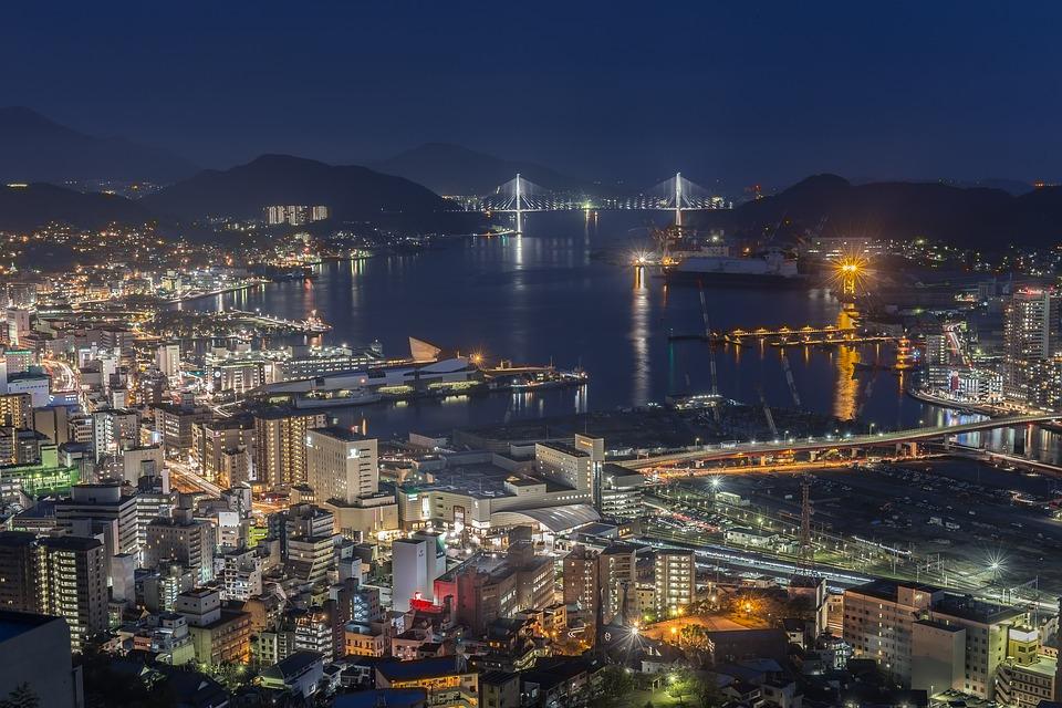 長崎 夜景