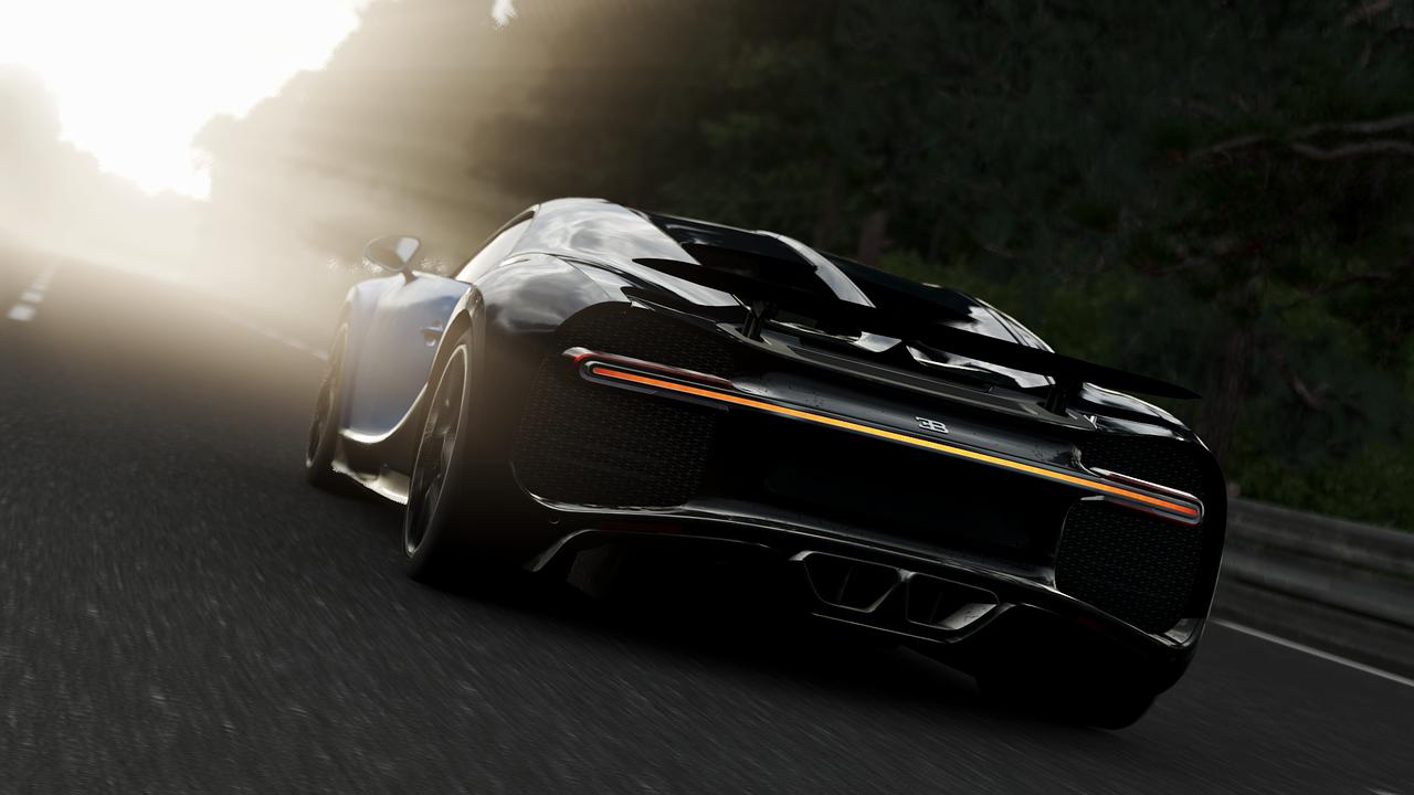 Bugatti Chrion Lemans 24時間 フランス W16 1500 自動車