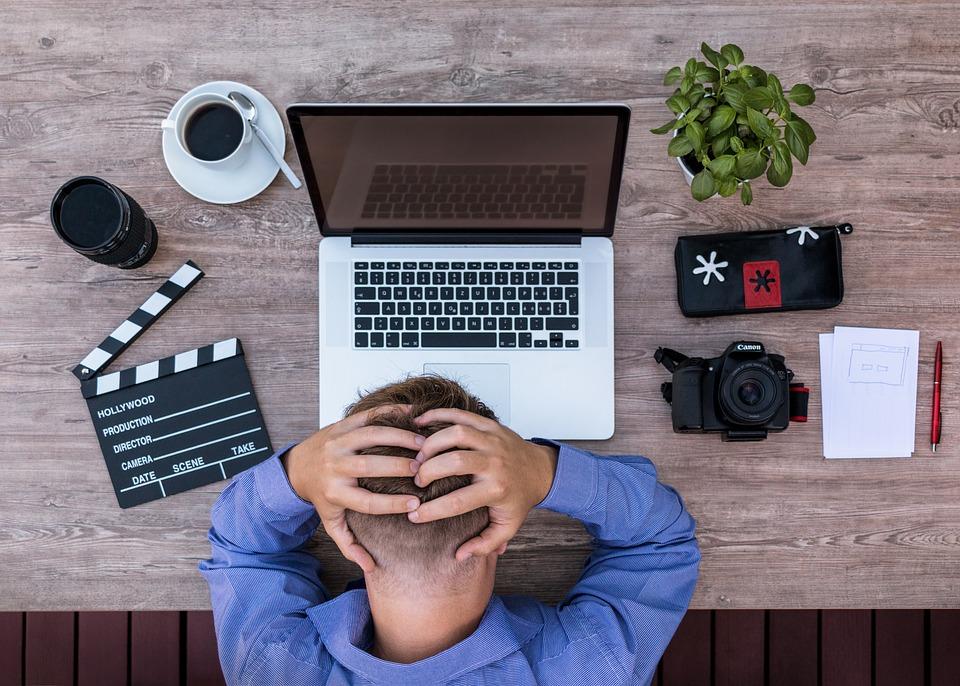 パソコン 男性 絶望的
