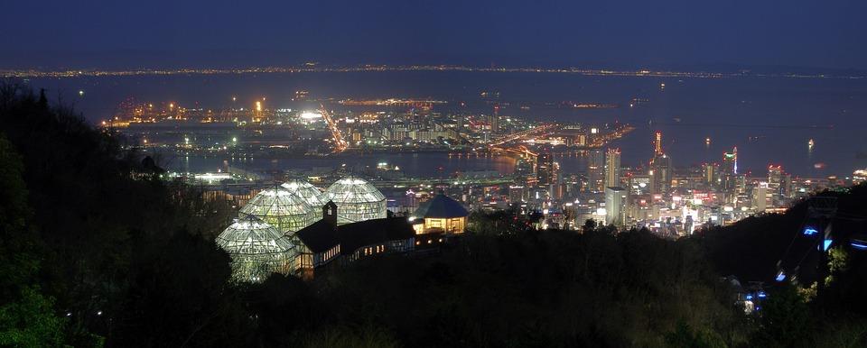 神戸 夜景 ドライブデート