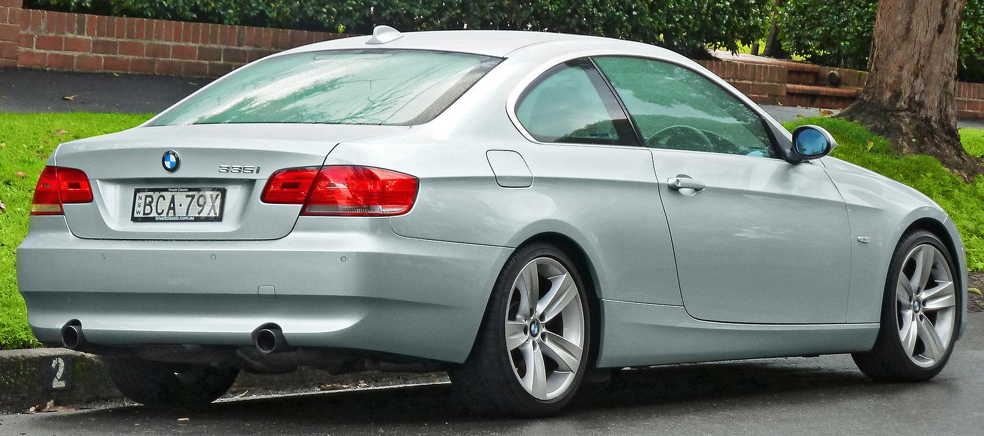 BMW クーペ E92型