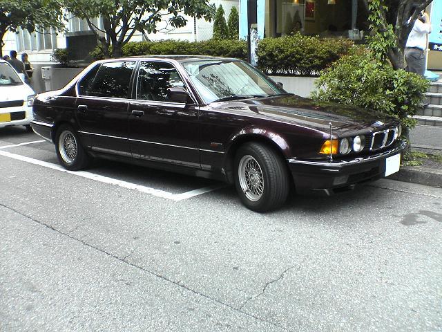 BMW 740i 7シリーズ